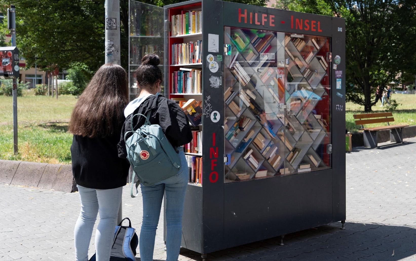 Bücherregal Neumarkt