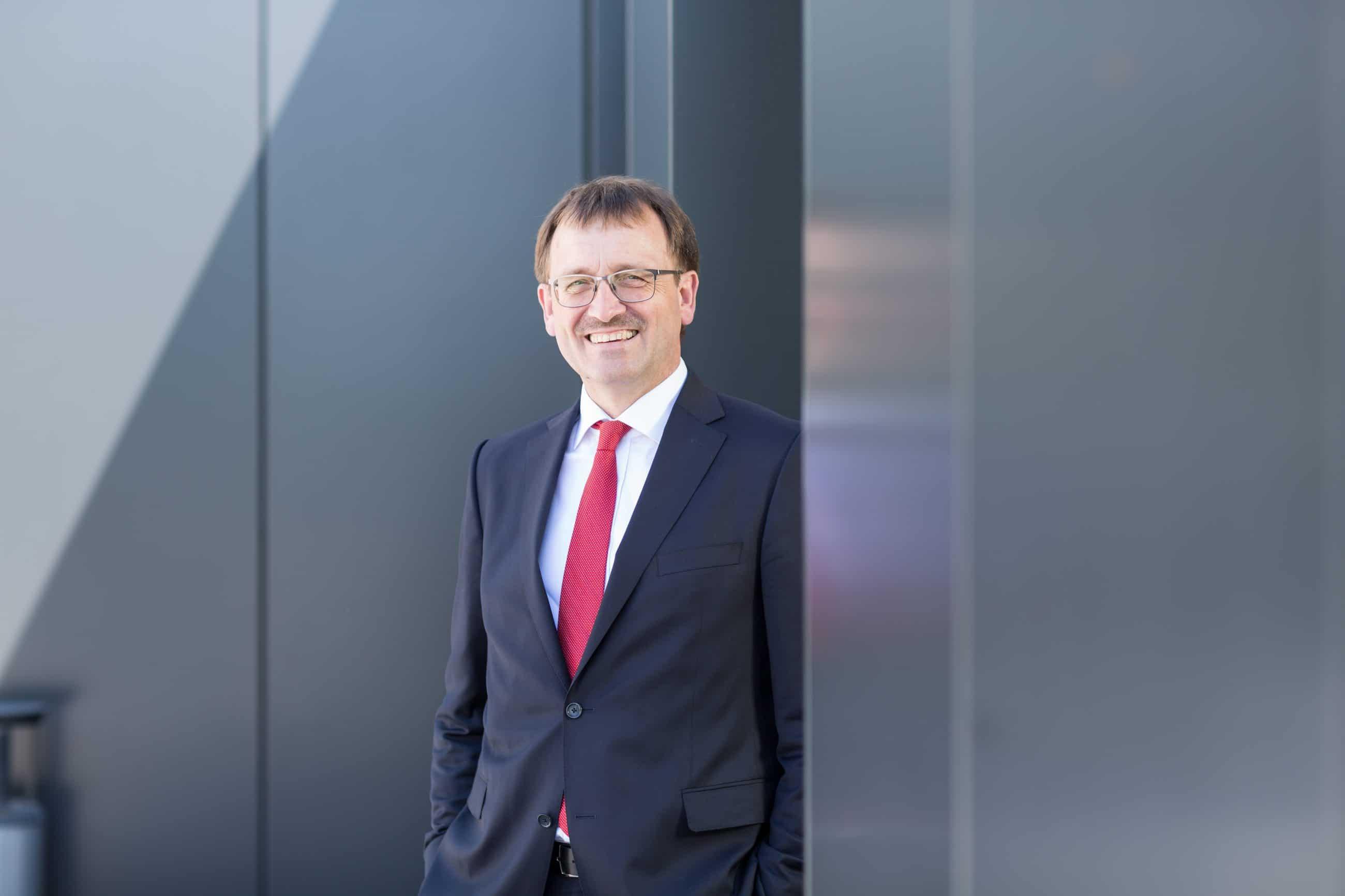 GBG Geschäftsführer Karl-Heinz Frings