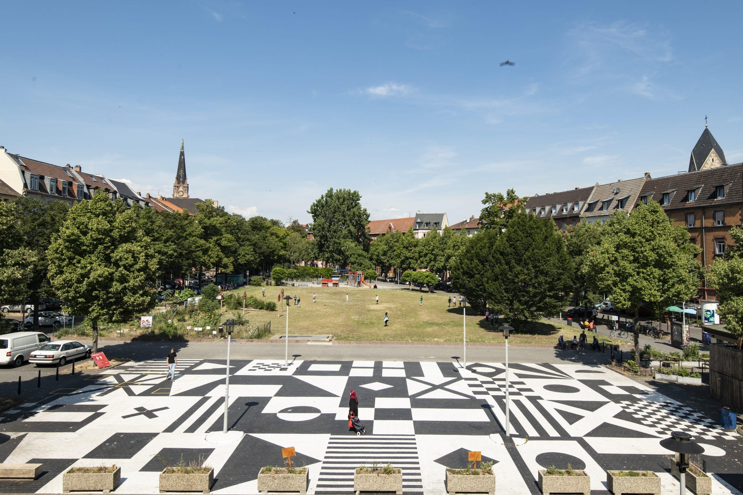 Lokale Stadterneuerung Mannheim